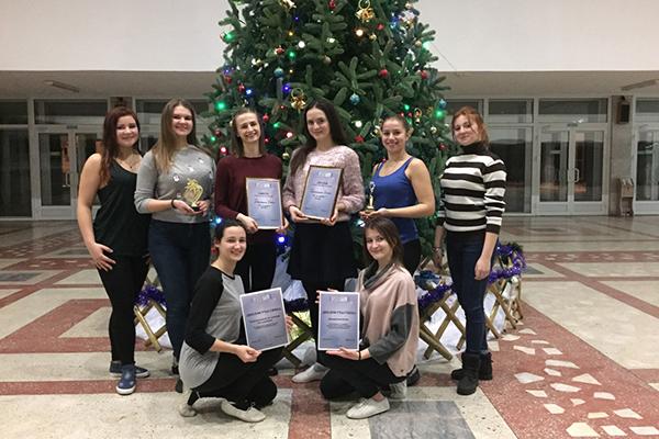 Коллектив «In a motion» студенческого клуба - среди победителей Молодежного танцевального фестиваля