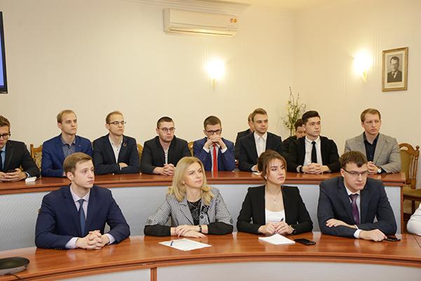 Очный этап дистанционной научно-практической конференции студентов и молодых учёных