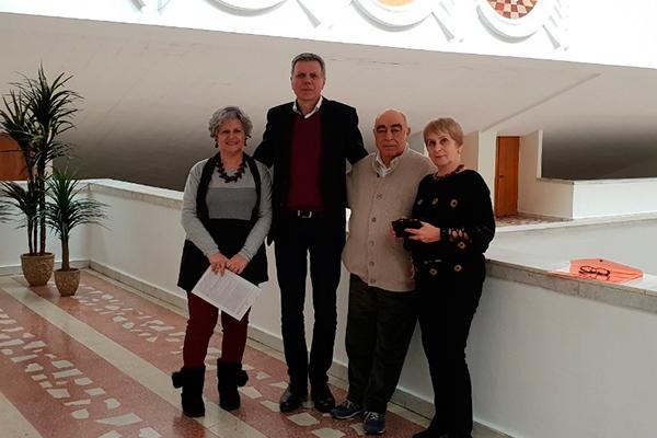 Визит делегации Общества «Мизерикордия г. Флоренции» (Италия)