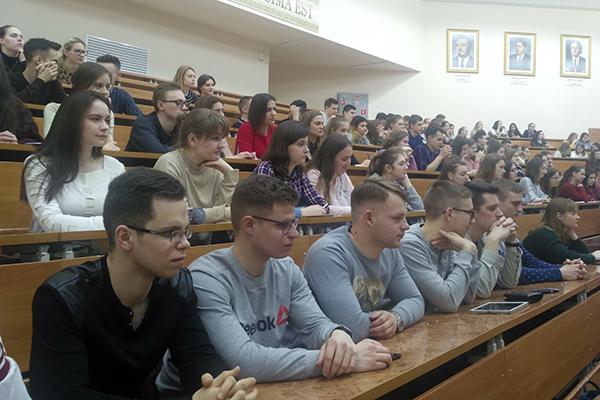 Языковая подготовка волонтеров II Европейских игр