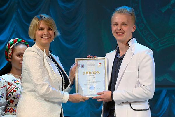 Игорь Муравкин – победитель VII Минского конкурса