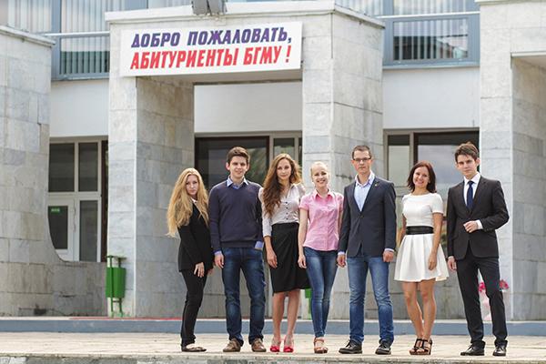 Встречи ректора и первого проректора университета