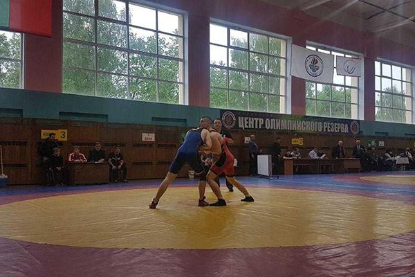 Финальные соревнования по борьбе вольной