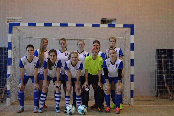 Соревнования по мини-футболу среди женских команд