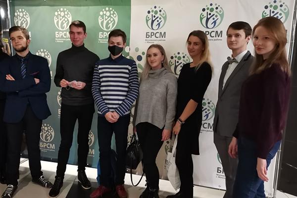 Студенты-медики – победители номинаций