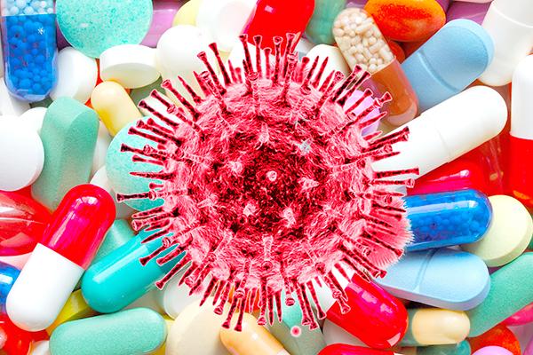 Об антибиотиках, коронавирусе