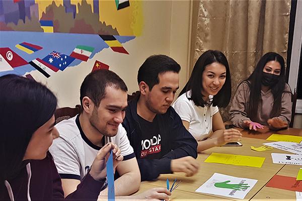 Развитие лидерского потенциала кандидатов в студенческие советы общежитий