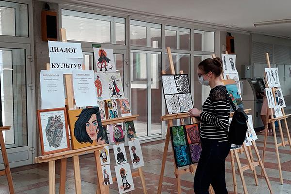 «Диалог культур» в ведущем медицинском университете Беларуси
