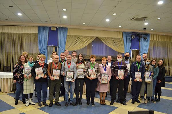 Белорусский профсоюз работников здравоохранения выбрал сильнейших шахматистов и шашистов