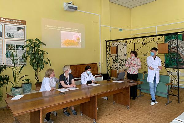 Всемирный день здоровья на кафедре стоматологии детского возраста ведущего медицинского университета