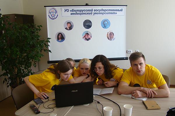 Команда «Галактика Парацельс» из БГМУ – дважды бронзовый призер международной олимпиады «Медицинский марафон»