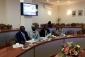 Визит в БГМУ делегации из Посольства Федеративной Республики Нигерии