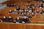Профориентационная встреча с учащейся молодежью