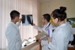 Производственная практика студентов 3  и 5 курсов лечебного факультета