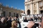 Аудиенция сотрудника БГМУ у Папы Римского.