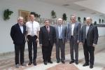 Визит в БГМУ делегации представителей стоматологического факультета