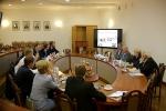 Визит делегации Парламентской группы Саэйма Латвийской Республики