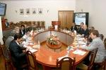 Визит делегации Университета Медицинских наук Ирана