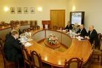 Визит делегации Таджикского национального университета