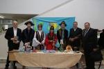 Выставка, посвященная 25-летию Дня независимости Республики Казахстан