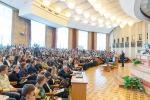 Встреча  поколений  ученых