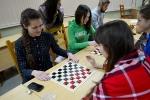 Состязания по шашкам