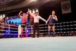 Чемпионат мира по тайскому боксу.