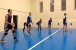 Межвузовская спартакиада по волейболу среди студентов, проживающих  в жилом комплексе «Студенческая деревня»