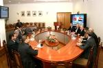 Визит делегации руководства Шиитского комитета Республики Ирак и представителей больницы Аль-Кафил