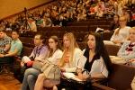 Рабочее совещание с выпускниками БГМУ