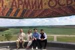 Туркменские слушатели совершили путешествие со своим преподавателем