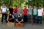 Летние каникулы продолжаются: турнир по нардам среди иностранных студентов,