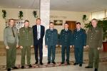 Визит делегации Вооруженных сил Республики Молдова