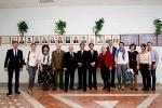 Визит делегации представителей Общества «Япония – Республика Беларусь» из Университета г. Акита