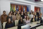Посещение студентами лечебного факультета Международного учебного центра