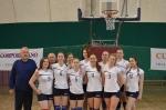 Финальные соревнования по волейболу среди женских команд в группе «Б»