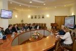 Визит делегации Свердловской области Российской Федерации