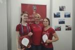 Наши волонтеры на Чемпионате мира