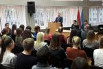 Встреча с представителями администрации Московского р-на