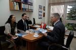 Визит делегации Хубэйского института медицины (Китай)