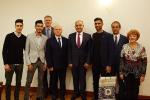 Визит Чрезвычайного и Полномочного Посла Хашимитского Королевства Иордании в Российской Федерации Амджадa Оде Адайле