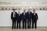 Визит делегации Таджикского государственного медицинского университета имени Абуали ибни Сино