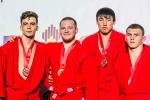 Студент БГМУ занял 2-е место на чемпионате мира по самбо