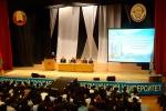 Встреча туркменских студентов с Чрезвычайным и Полномочным