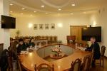 Визит делегации Хайнаньского Тропического Океанографического Университета (Китай)