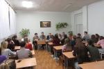 Встреча с депутатом Минского городского Совета депутатов XXVIII созыва