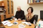 Визит делегации Украинско-китайского центра развития культуры и образования