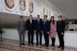 Визит делегации Китайской Народной Республики