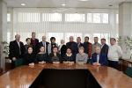 Торжественное вручение свидетельств о повышении квалификации слушателям из Кыргызской государственной медицинской академии имени И.К. Ахунбаева