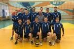 Соревнования межрегионального 1 тура 1 дивизиона Республиканской студенческой волейбольной лиги